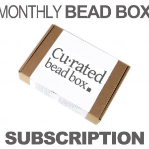 Monthly Bead Box Subscription